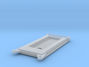 F Unit Rear Door O Scale in Smoothest Fine Detail Plastic