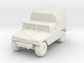 M1152 H-CGO 160 scale in White Natural Versatile Plastic