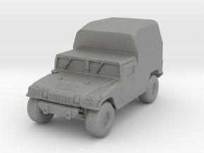 M1152 H-CGO 160 scale in Gray Professional Plastic