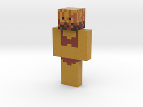 RodUp | Minecraft toy in Natural Full Color Sandstone