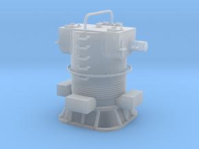 1/96 DKM Admiral Scheer Rangefinder in Smooth Fine Detail Plastic
