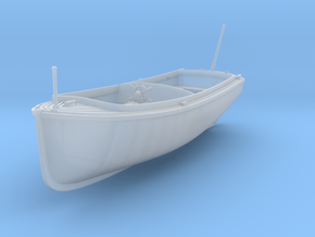 1/35 DKM 5.6m Motor Dinghy in Smooth Fine Detail Plastic
