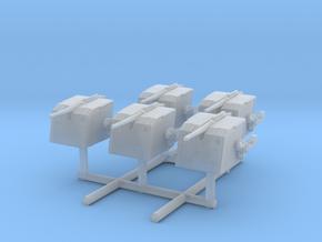 "1/400 DKM 10.5 cm/45 (4.1"") SK C/32 SET in Smooth Fine Detail Plastic"