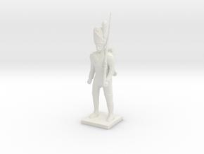 Printle M Homme 1957 - 1/24 in White Natural Versatile Plastic