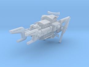Order of the Shell Space Battlecruiser in Smooth Fine Detail Plastic