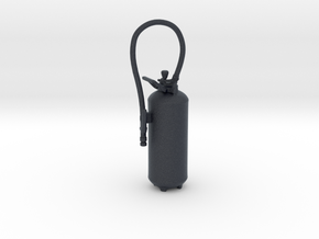 Fire Extinguisher Type 2 - 1/10 in Black PA12