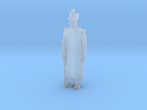 Printle M Homme 1952 - 1/87 - wob in Smooth Fine Detail Plastic