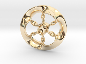 """""""Seven Rings""""  in 14K Yellow Gold"""