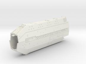 LOGH Alliance Rio-Grande 1:3000 (Part 2/3) in White Natural Versatile Plastic