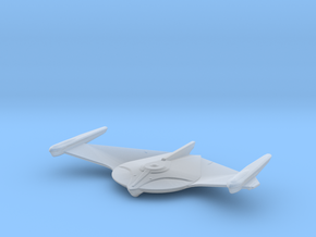 Romulan Bird-of-Prey (TMP) 1/2500 in Smooth Fine Detail Plastic