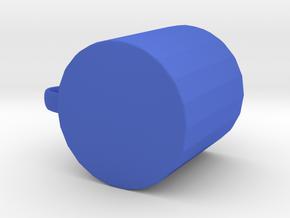 mug in Blue Processed Versatile Plastic