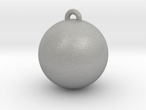 Pearl Necklace in Aluminum: Medium