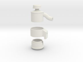air-filter-assy in White Natural Versatile Plastic