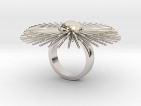 Marotsi - Bjou Designs in Rhodium Plated Brass