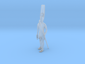 Printle V Homme 2272 - 1/87 - wob in Smooth Fine Detail Plastic
