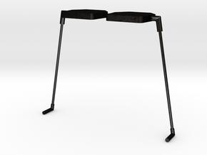Current in Matte Black Steel: Large