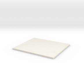 Tremendous Bruticus in White Natural Versatile Plastic: Extra Small
