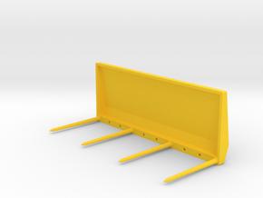 2,1m Ballengabel Wiking in Yellow Processed Versatile Plastic