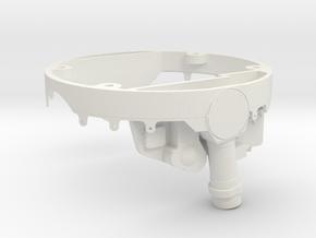 M197 Turret (Part 1/5) for Vario Cobra 1/7 Scale in White Natural Versatile Plastic