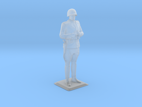 Patton_1/87 Scale in Smoothest Fine Detail Plastic