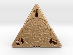 Daedalus D4 in Natural Bronze