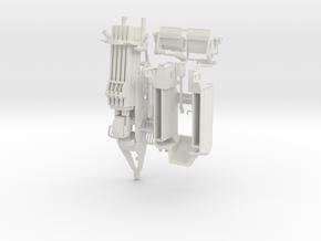 1/64 Krone BigPack 80-80, 1-axis in White Natural Versatile Plastic