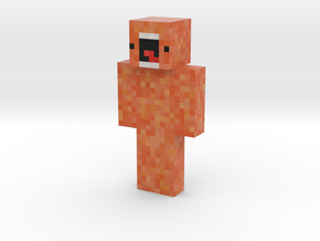 hansskin | Minecraft toy in Natural Full Color Sandstone