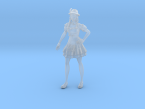Printle V Femme 1534 - 1/87 - wob in Smooth Fine Detail Plastic