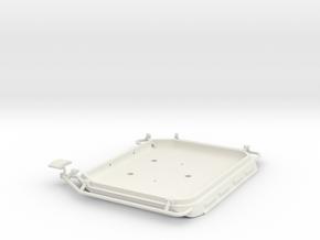 Leopard1_DT_turret_1_16_pt4of4 in White Natural Versatile Plastic