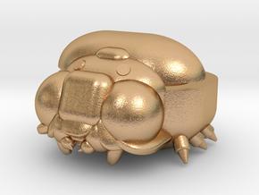 Bug Case in Natural Bronze: Medium