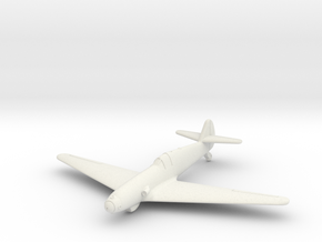 (1:144) Skoda Kauba SK V.5 (In-flight mode) in White Natural Versatile Plastic