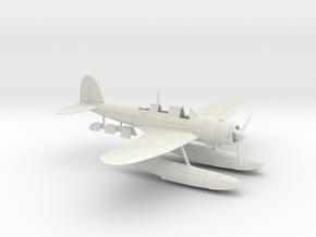 1/100 IJN Aichi E13A1 'Jake' Type 0 Reconnaissance in White Natural Versatile Plastic