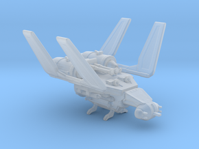 Dragonfly custom Gunship/Dropship in Smooth Fine Detail Plastic