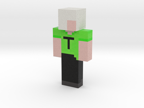 154379263255628551 | Minecraft toy in Natural Full Color Sandstone
