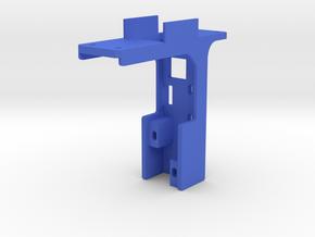 WICO 15-988200 U - Ball Eater Bracket U  in Blue Processed Versatile Plastic