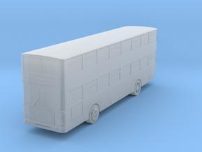 Doppeldeckerbus (N, 1:160) in Smooth Fine Detail Plastic