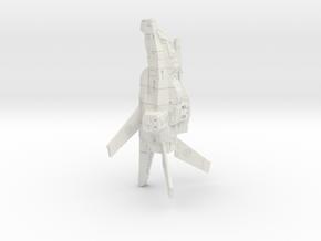 Triikor (1/144) in White Natural Versatile Plastic