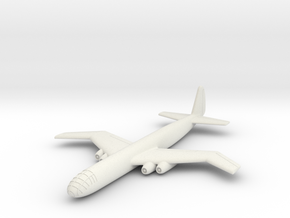 (1:144) Junkers EF 116 (W-wing Version) in White Natural Versatile Plastic