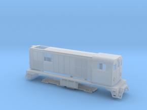 FGC 251 in Smooth Fine Detail Plastic: 1:120 - TT