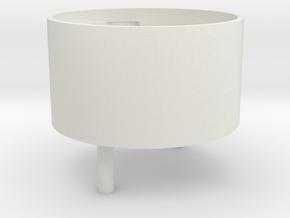 89sabers mace speaker pod 2.0 in White Natural Versatile Plastic