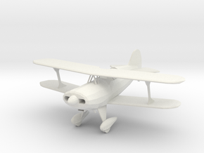 Pitts Special in White Natural Versatile Plastic