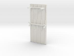 PONTOON LOADING RAMP in White Natural Versatile Plastic