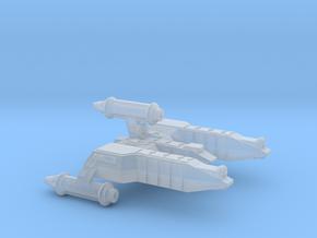 3788 Scale Lyran Refitted War Destroyer Scout CVN in Smooth Fine Detail Plastic