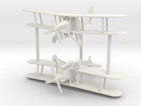 1/200 Yokosuka B3Y (x2) in White Natural Versatile Plastic