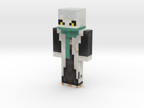 TuMaKhalass | Minecraft toy in Natural Full Color Sandstone
