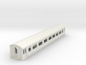 o-148-lnwr-siemens-trailer-coach-1 in White Natural Versatile Plastic