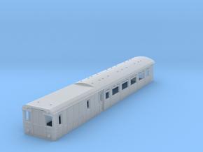 o-148-lnwr-siemens-ac-motor-coach-1 in Smooth Fine Detail Plastic