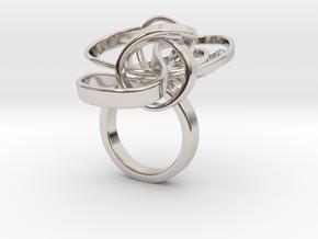 Cintitas - Bjou Designs in Rhodium Plated Brass