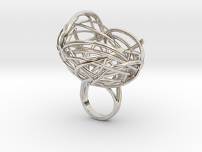 Frotino - Bjou Designs in Rhodium Plated Brass