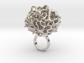 Ratreco - Bjou Designs in Rhodium Plated Brass